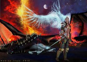 Unicorn Slayers by Lady-Akyashaa