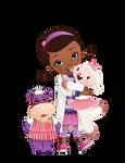 Disney Girls Collab by ArtsyMaria