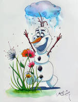 In Summer! by ArtsyMaria