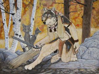 Fall Medicine by RavenTimberwolf