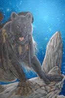 Night Flyer: Sneek Peak by RavenTimberwolf