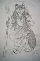 Spirit Shepherd by RavenTimberwolf