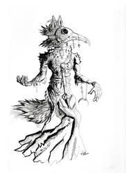 Ghost by RavenTimberwolf