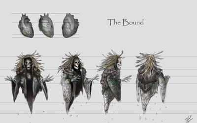 The Bound by RavenTimberwolf