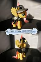 Private Pansy custom armor by PrototypeSpaceMonkey