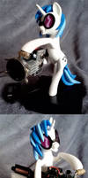 Vinyl Scratch's Portable Wub Rifle by PrototypeSpaceMonkey