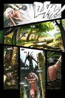 The Sacred Glade pg2 by F-P-G