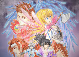 Angel Symphonia by X-Tidus-kisses