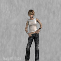 Heather Mason In Fog Maxim Style Rough by DarkReign27