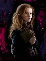 Hermione Granger by radimirovna