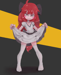 New dress by lFall