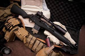 M14 Socom by faramon