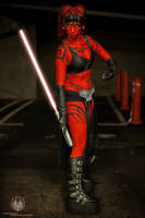 The Sith @ LFCC July 2013 - Darth Talon by faramon