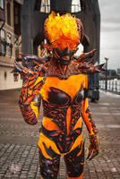 Skyrim - Atronach - MCM London Comic Con May 2014 by faramon