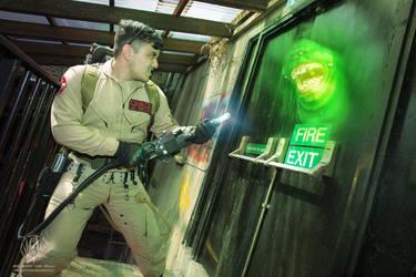Ghostbusters @ Free Comic Book Day by faramon
