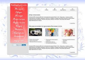 Design for rozovastudio by masteryan