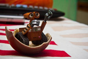 Wall E by masteryan