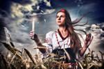 Ukrainian magic night by masteryan