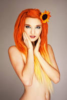 FireFox girl by masteryan