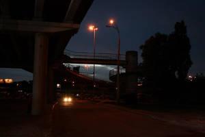 Under the main road by masteryan