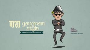 Gangnam Style by muchma