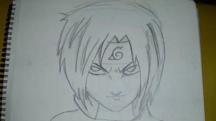 sasuke by hadira