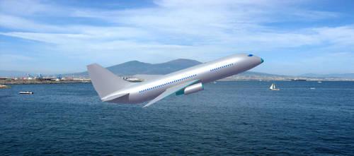 Takeoff by hadira