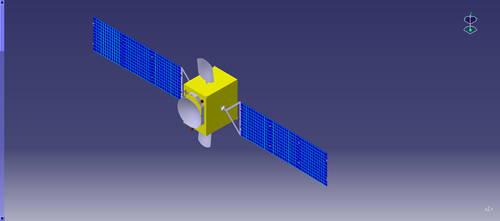 satellite by hadira
