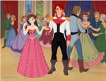 May I have this dance by Princess-Rosella