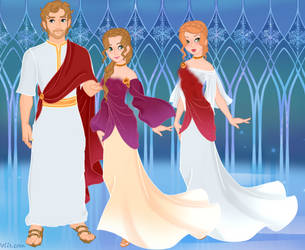 Family of Rome by Princess-Rosella