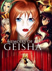 PT: Memoirs of a Geisha by sylvacoer