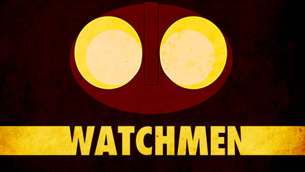 Minimalist Watchmen Wallpaper : Nite Owl by Shaurden