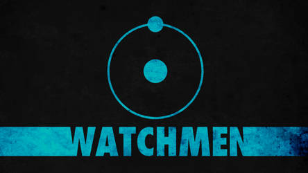 Minimalist Watchmen Wallpaper : Doctor Mahnattan by Shaurden