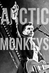 Arctic Monkeys Poster by Shaurden