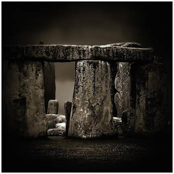 Stone Henge II by GreenEyedHarpy