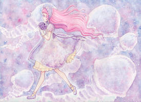 Jellyfish Lolita by silentillusion