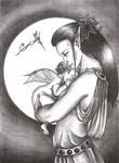 Motherhood by Wild-Huntress