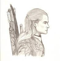Legolas 2 by Wild-Huntress
