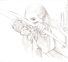 Legolas 3 by Wild-Huntress
