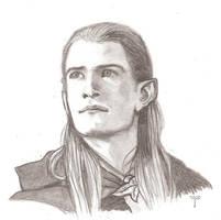 Legolas 5 by Wild-Huntress