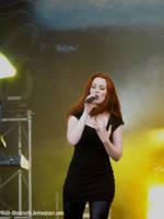 Epica Hellfest 2009 b by Wild-Huntress