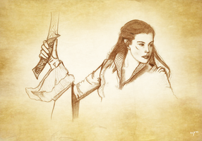 Arwen 3 - UPDATED by Wild-Huntress