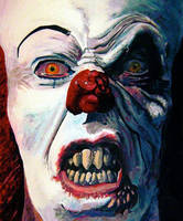 Pennywise IT by Flashback33