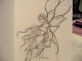 Fairy by Angel16Wings