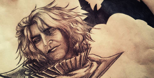 The Death, Ardyn by Valentyn4