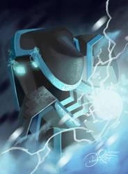 Lightning Swallower by Driggor