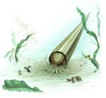 Rayonnoceras giganteum by Olorotitan