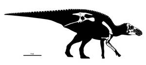 Kundurosaurus nagornyi by Olorotitan