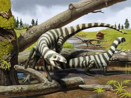 Asilisaurus by Olorotitan