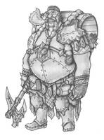 Realms of Aundora: Keggan by s0ulafein